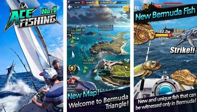 Ace Fishing - Fishing in HD