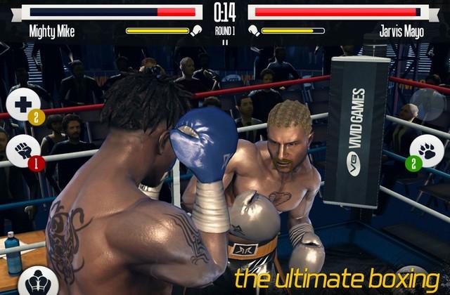 Boxeo real - juego de lucha