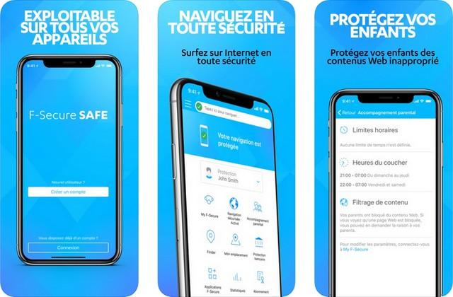 F-Secure SAFE - antivirus para iPhone