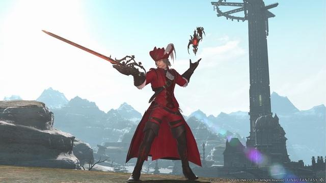 Final Fantasy XIV Online - los mejores juegos multijugador en PlayStation 4