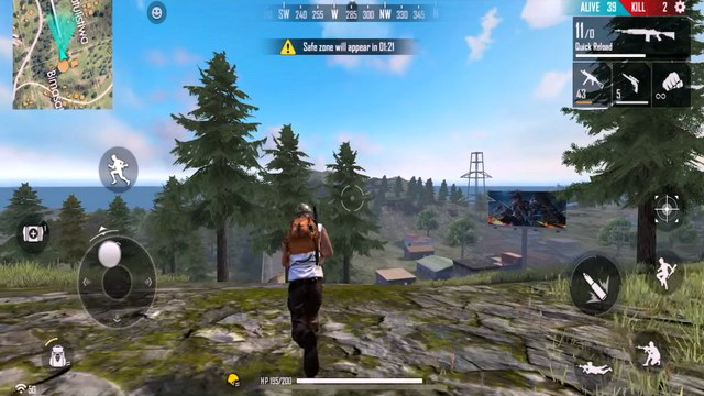 Garena Free Fire - Game Battle Royale