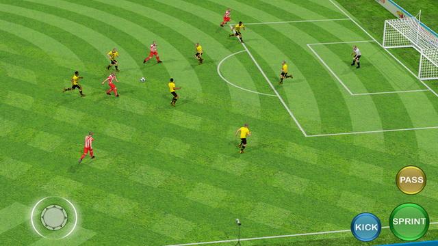 Liga de fútbol : Juegos de fútbol
