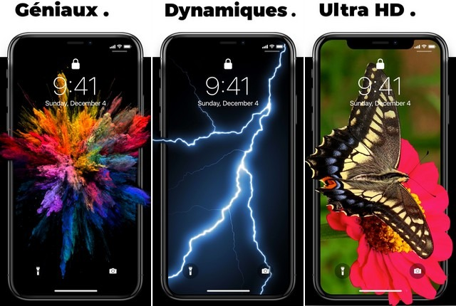 Living wallpapers for me