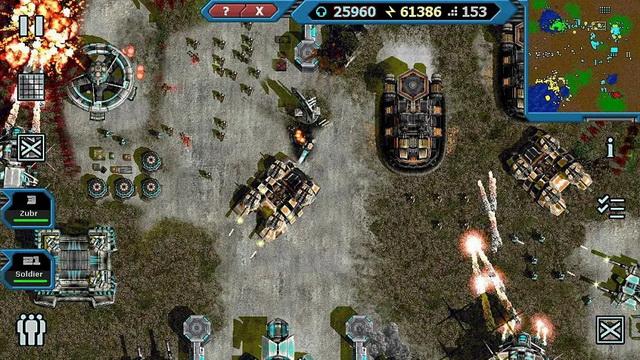 Máquinas en la Guerra 3 - Juego de Estrategia