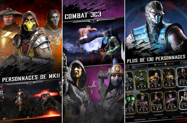 Mortal Kombat - juego de lucha