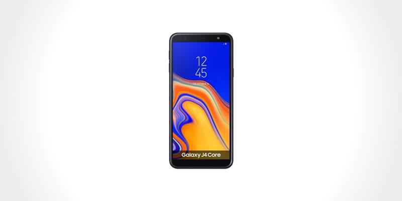 Núcleo J4 de la Galaxia Samsung