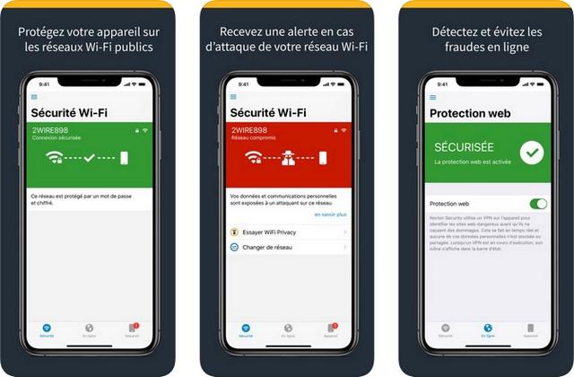 Norton Mobile Security - antivirus para iPhone