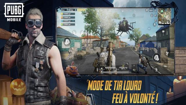 PUBG Mobile - juegos de acción