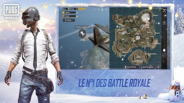 PUBG Mobile - mejor juego de Batalla Real