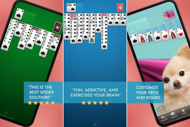 Spider Solitaire - juego de cartas