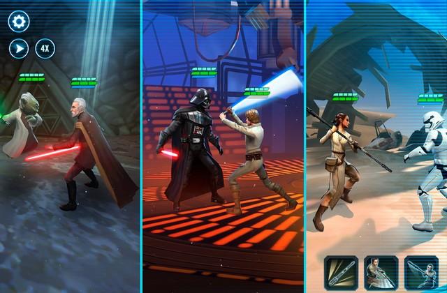 Star Wars: Héroes de la Galaxia