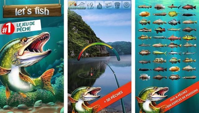 Vamos a pescar - Juegos de pesca
