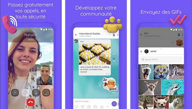 Viber Messenger - la mejor aplicación de VoIP